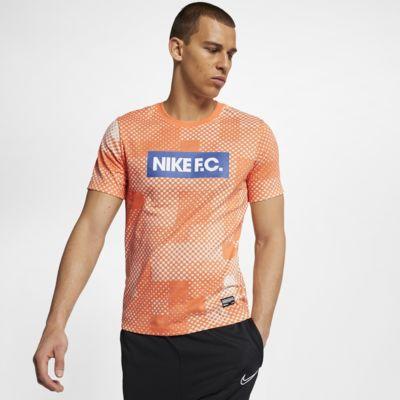 Nike Dri-FIT F.C. fotball-T-skjorte til herre