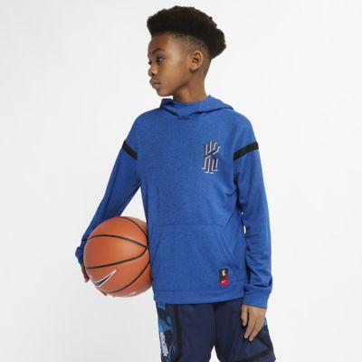 Nike Dri-FIT Kyrie Big Kids' (Boy's) Basketball Hoodie