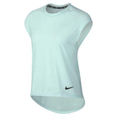เสื้อวิ่งแขนสั้นผู้หญิง Nike Air