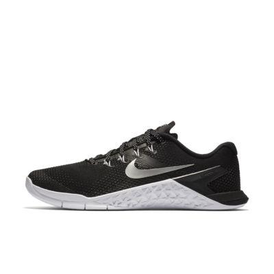 Calzado de cross training y levantamiento de pesas para mujer Nike Metcon 4