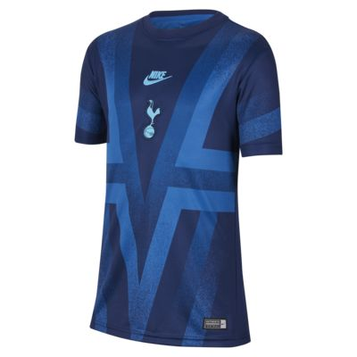 Nike Dri-FIT Tottenham Hotspur fotballtrøye med rund hals til store barn