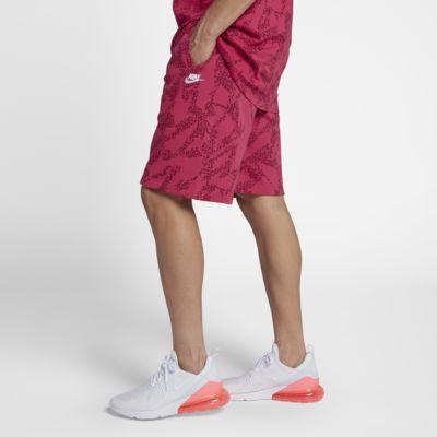 Shoptagr Con Corto Sportswear Pantalón Nike Estampado Hombre r6PrwqO