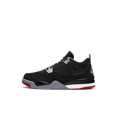 Sko Jordan 4 Retro för små barn
