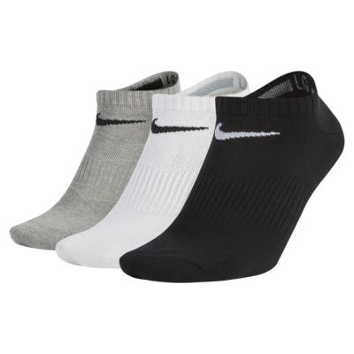 Chaussettes Nike LightweightNo-Show(3 paires)