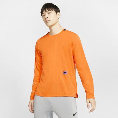 Nike Dri-FIT 男款長袖訓練上衣