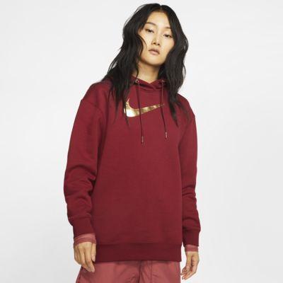 Γυναικεία μπλούζα με κουκούλα Nike Sportswear