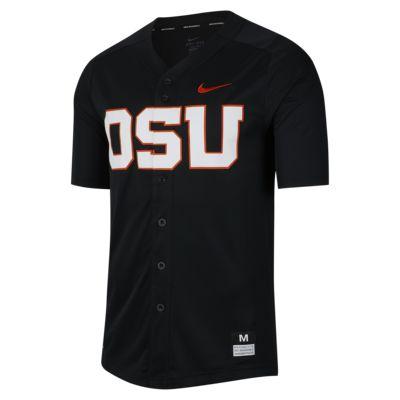 Nike College Dri-FIT (Oregon State) Men's Baseball Jersey