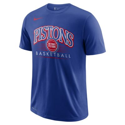 Detroit Pistons Nike Dri-FIT Men's NBA T-Shirt