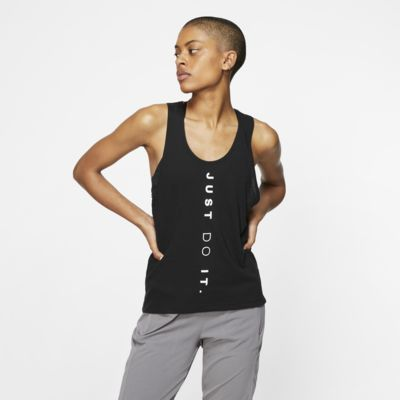 Nike Dri-FIT Miler løpesinglet for dame