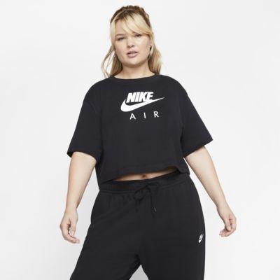 Nike Air Kurzarmoberteil für Damen (große Größe)