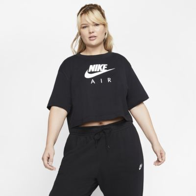 Top a manica corta Nike Air (Plus Size) - Donna