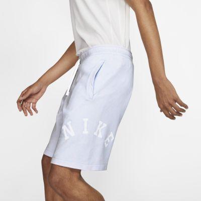 Nike Sportswear Shorts van sweatstof
