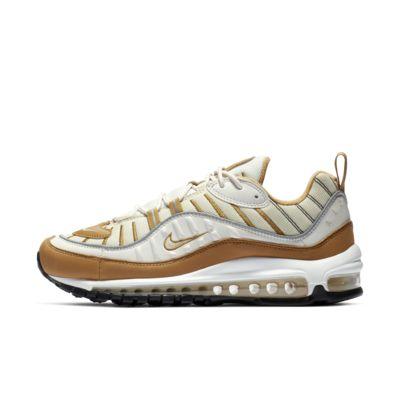 รองเท้าผู้หญิง Nike Air Max 98 Beige