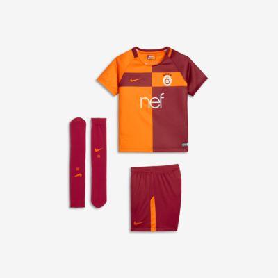 Купить Футбольный комплект для дошкольников 2017/18 Galatasaray S.K. Stadium Home