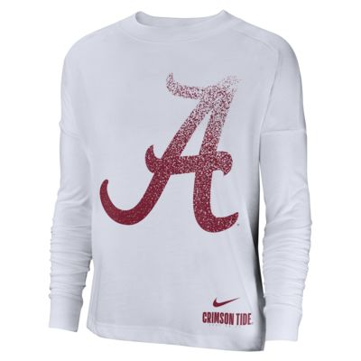 Nike College Breathe (Alabama) Women's Long-Sleeve Top