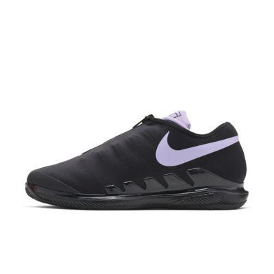 Chaussure de tennis pour terre battue NikeCourt Air Zoom Vapor X Glove pour Femme