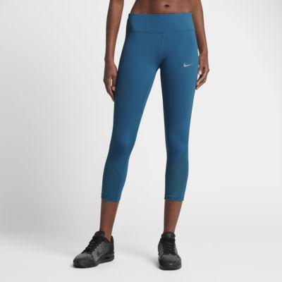 กางเกงวิ่งห้าส่วนผู้หญิง Nike Epic Lux