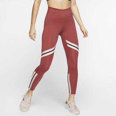 Nike One Icon Clash 7/8-Tights für Damen