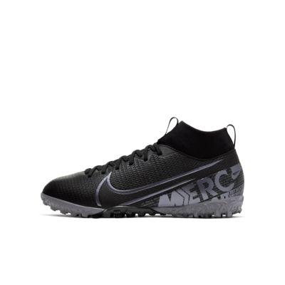 Nike Jr. Mercurial Superfly 7 Academy TF Botes de futbol per a gespa artificial i moqueta-turf - Nen/a i nen/a petit/a