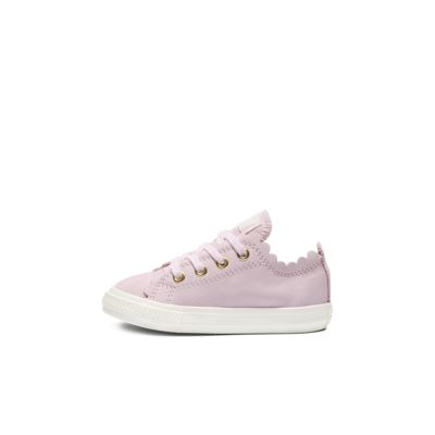 Chuck Taylor All Star Frilly Thrills Low Top Toddler Shoe