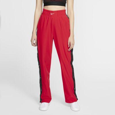 Nike Pro Damenhose mit Druckknöpfen