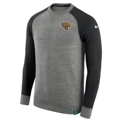 Nike AW77 (NFL Jaguars) genser for herre