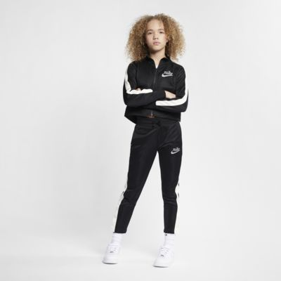 Chamarra para niñas talla grande Nike Sportswear