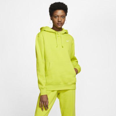 Sudadera con capucha de tejido Fleece para mujer Nike Sportswear Essential