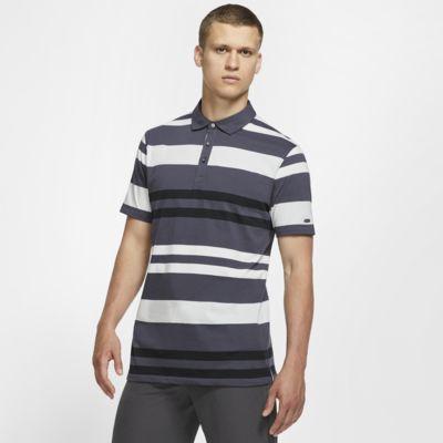 Nike Dri-FIT Player Men's Striped Golf Polo