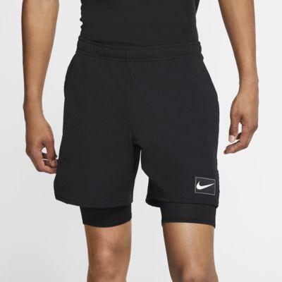 Short de tennis NikeCourt Ace pour Homme