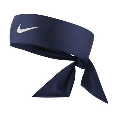 Wiązana opaska na głowę Nike Dri-FIT 3.0