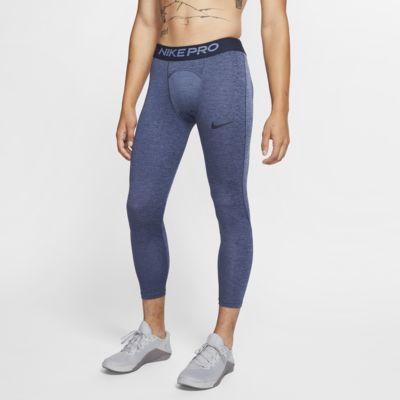 Nike Pro Mallas de 3/4 - Hombre