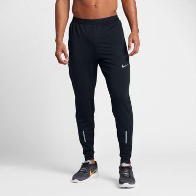 Nike Mens Running Pants - Nike Dri-FIT Shield Black K86f8111