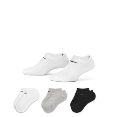 Купить Носки для школьников Nike Performance Cushion No-Show (3 пары)