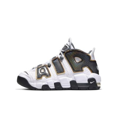 Nike Air More Uptempo SE Big Kids' Shoe
