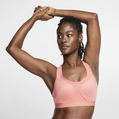 Damski stanik sportowy zapewniający wysokie wsparcie Nike Motion Adapt 2.0 City Ready