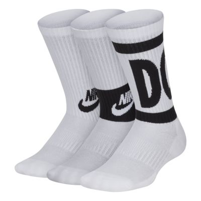 Nike Performance Cushioned Crew Kids' Training Socks (3 Pair)