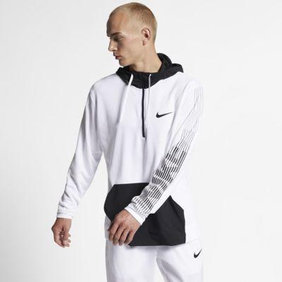 Sudadera con capucha de entrenamiento de tejido Fleece para hombre Nike Dri-FIT