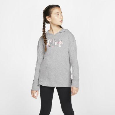 Nike Sportswear 大童(女孩)连帽衫