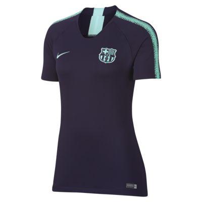 FC Barcelona Dri-FIT Squad Voetbaltop voor dames