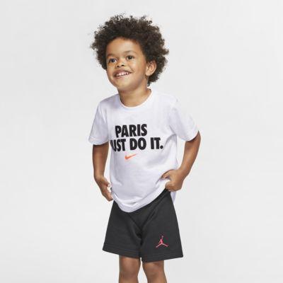 T-shirt Nike JDI för små barn