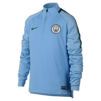 Manchester City FC Dry Squad Drill