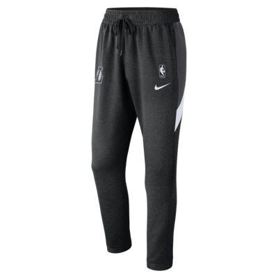 Los Angeles Lakers Nike Therma Flex Showtime Pantalons de l'NBA - Home