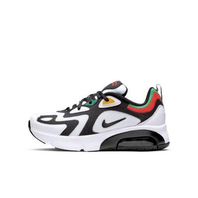 Nike Air Max 200 (GS) 大童运动童鞋