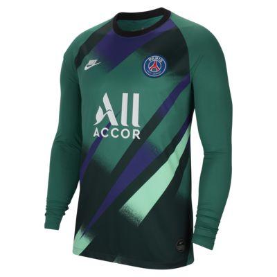 Fotbollströja Paris Saint-Germain 2019/20 Stadium Goalkeeper Third för män