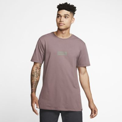 Tee-shirt coupe Premium Hurley Premium One And Only Small Box pour Homme