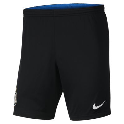 Inter Milan 2019/20 Stadium Home/Away Voetbalshorts voor heren