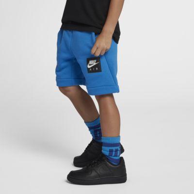 Kraťasy Nike Air z úpletové tkaniny pro malé děti