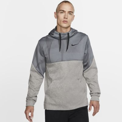Sweat à capuche de training en tissu Fleece Nike Therma pour Homme