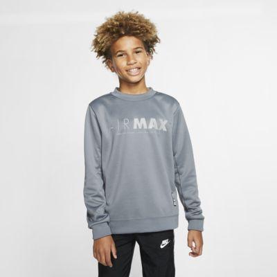 Sudadera para niño talla grande Nike Sportswear Air Max
